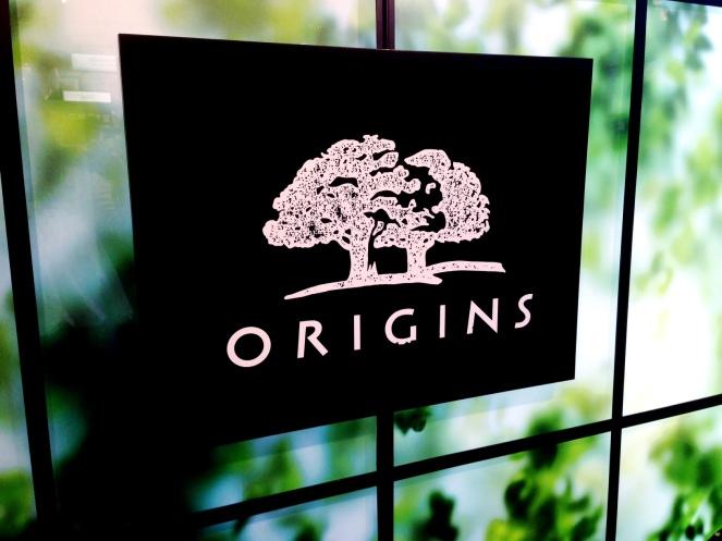origins sign